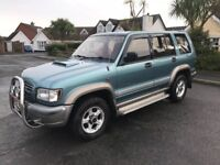 Isuzu Trooper 3.0 duty 2002