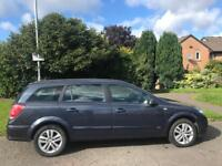 2009 Vauxhall astra SXI, 1.7 diesel, mot till 20/04/19, new tyre, new clutch, very good condition
