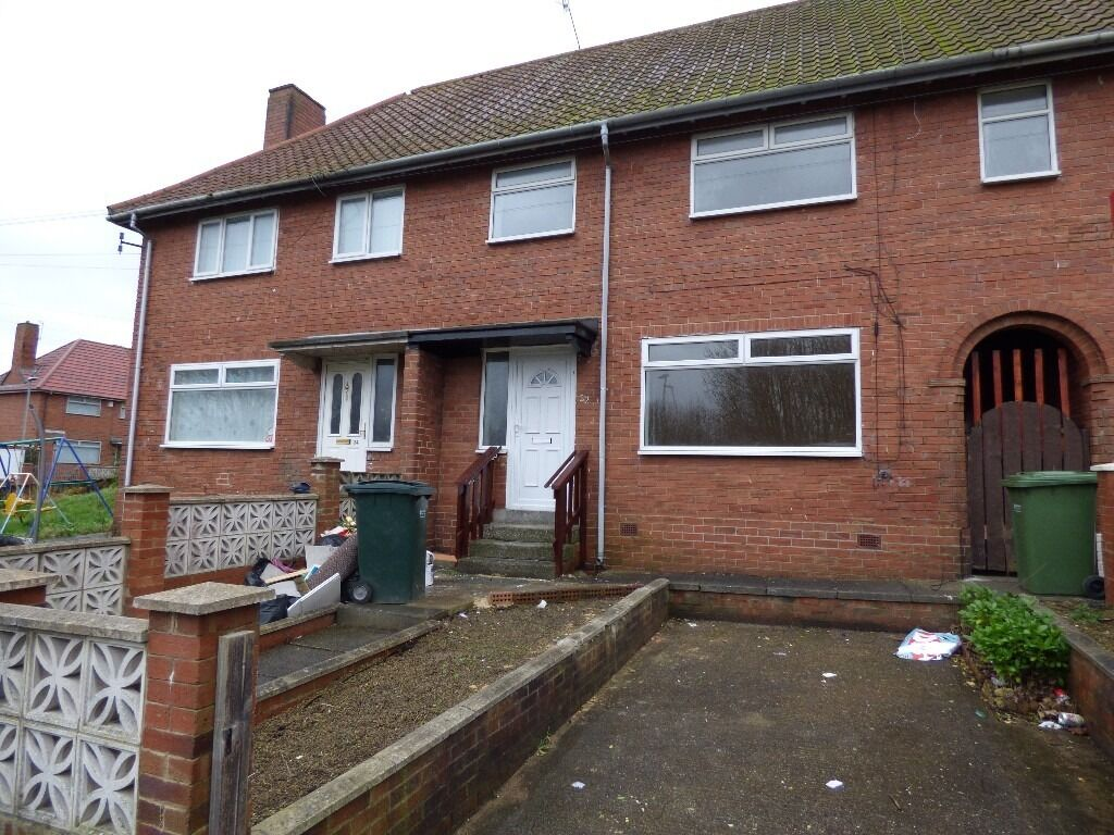 Mersey Road. Gateshead. 3 Bed Immaculate House. Garden. No Bond!DSS Welcome!