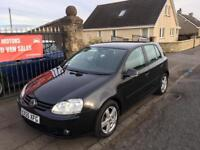 VW GOLF GT TDI AUTO (55) FULL SERVICE HISTORY , 1 YEAR MOT, WARRANTY £1995