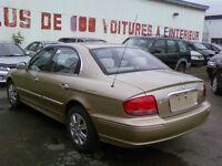 2004 Hyundai Sonata GL