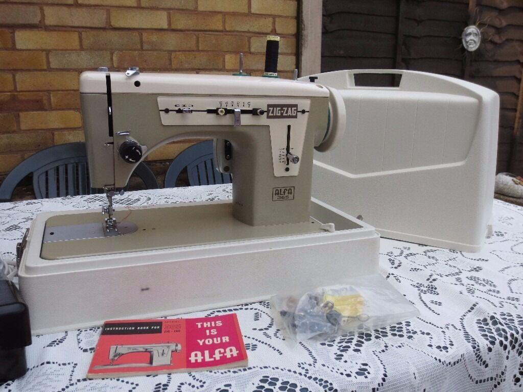 Alfa Sewing Machine In Stourbridge West Midlands Gumtree