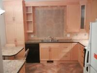 1-6 bedrooms $650 All In, TV, Internet, Laundry!!!