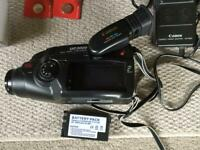 Cannon UC3000 8mm video camcorder