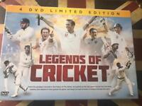Cricket DVD limited edition