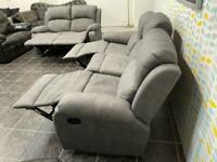 Stunning 3+2 seater recliner sofa set from SCS