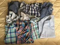 10 Boys Shirts