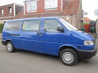 For sale 2003 Volkswagon T4 Caravelle TDI LWB 9seater