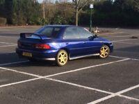 For Sale - Subaru Impreza Turbo 2000