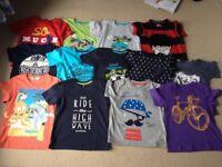 BUNDLE - AGE 4-5 CLOTHING - BARGIN -16 ITEMS