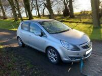 CHEAP VAUXHALL CORSA SXI 1.2L (2010) 73k starts and drives spares or repair