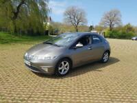 HONDA CIVIC 1.8 i-VTEC ES 5dr (grey) 2007