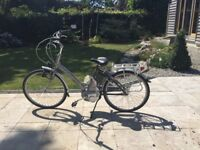 Ladies Electric Bicycle, Giant Lafree, few years old excellent order.