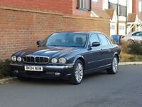 Jaguar XJ6 V6 SE X350 Saloon Auto (2004/04 Reg) + 1 OWNER + FSH + HIGH SPEC + SAT NAV + LEATHER +