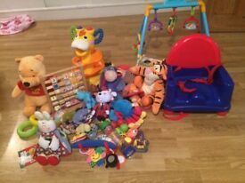 Baby and Toddler toy bundle