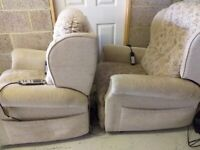 Recliner riser chair Gumtree