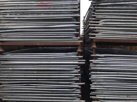 👷🏽 50 X Used Heras Security Fence Panels