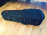 Padded stagg ukulele case for sale!