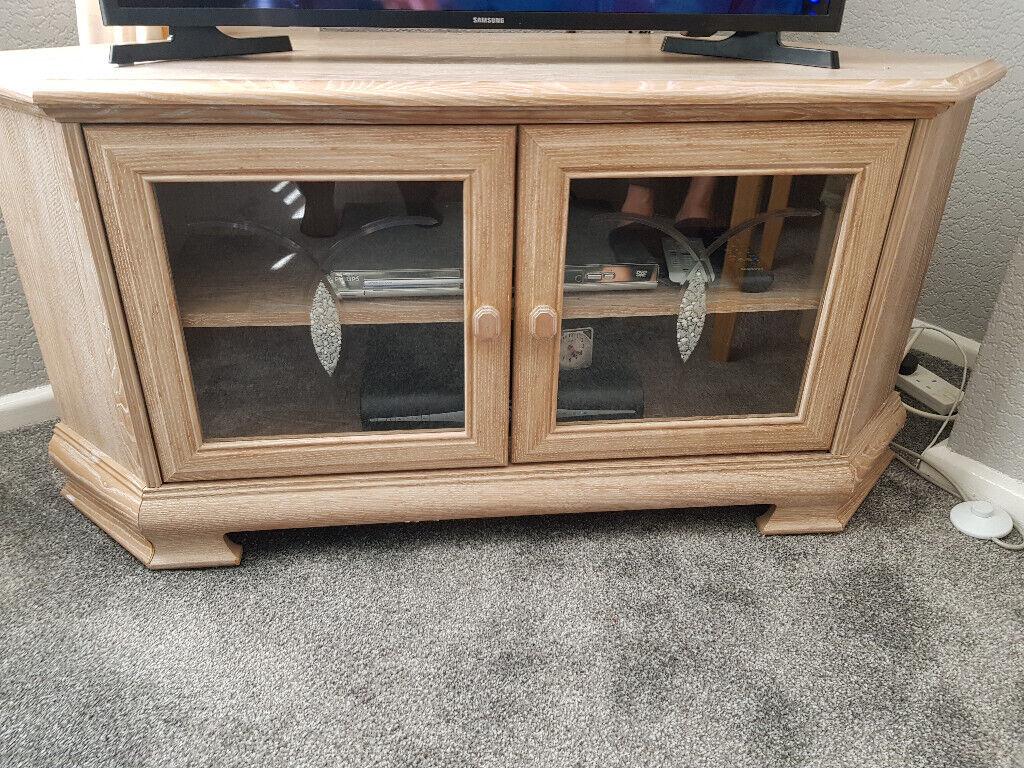 limed oak living room furniture  in wavertree merseyside