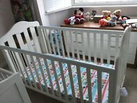 Cot beds for sale / one Mamas and Papas