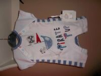 Baby boy brand new bundle