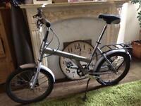 Raleigh 3 Speed Shopper Bike