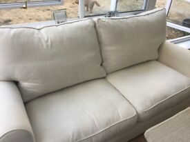2 Collins & Hayes - 2 seater sofas