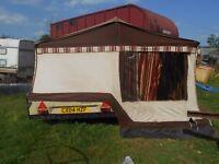 Combi Camper Trailer tent