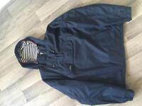 Ladies Joules Coat, Blue, Size 18
