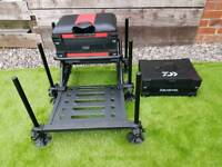 Daiwa tournament x 250 seat box