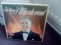 The magic of mantovani record collection set ov sis