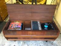 Vintage HMV Radiogram