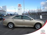 2012 Toyota Camry XLE Toit ouvrant + Cuir + GPS