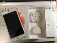 !!! LIKE NEW IPHONE 6S PLUS 64GB UNLOCKED in ROSE GOLD !!!