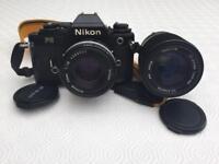 Nikon FG 35 mm camera