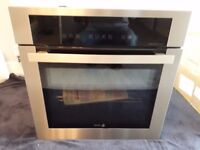 Fagor, (De Dietrich built) Built in Single Oven, Touch Control and Self Cleaning, High Spec Machine