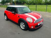 Mini one 1.6 Petrol year 2011