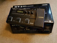 Boss GT1 Guitar Effects Pedal