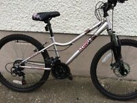Apollo Krypt Girls Mountain Bike in very good condition