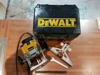 DeWalt 240v 1/2 inch router