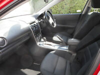 Mazda 6 auto gearbox broken other wise in very good condition inside and out ok for repair or spares
