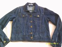 Oasis denim jacket. VGC. Great quality. Size 12.