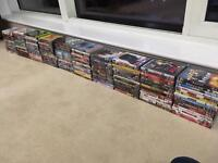 LOTS of DVD's