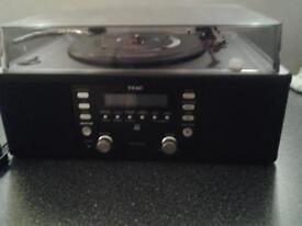 music player/CD recorder