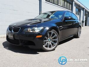 2011 BMW M3 Sedan! Local! Loaded! Lease and Finance Available!