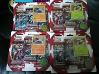 Pokemon cards £7 each pack