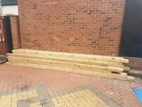 WOOD C16 STRUCTURAL GRADE 4.2METRE