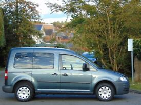 LHD LEFT HAND DRIVE.. VOLKSWAGEN CADDY 5 SEATER MPV 1.9 TDi DIESEL