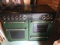 Leisure rangemaster 110 cooker
