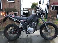 Rieju Tango 125cc Motorbike - Yamaha 125